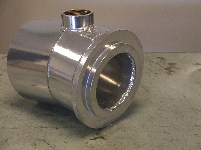 Caterpillar-3208-turbocharged-wet-exhaust-elbow